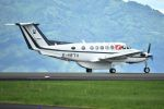 bestguyさんが、静岡空港で撮影したAero Sotravia 200 Super King Airの航空フォト(飛行機 写真・画像)