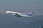 344さんが、福岡空港で撮影した全日空 777-381の航空フォト(写真)