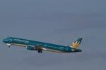 344さんが、福岡空港で撮影したベトナム航空 A321-231の航空フォト(写真)