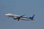 344さんが、福岡空港で撮影した全日空 A320-271Nの航空フォト(写真)
