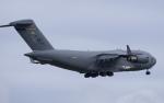 NOTE00さんが、三沢飛行場で撮影したアメリカ空軍 C-17A Globemaster IIIの航空フォト(写真)