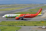 kix-booby2さんが、関西国際空港で撮影したベトジェットエア A321-271Nの航空フォト(写真)