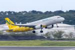 Y-Kenzoさんが、成田国際空港で撮影したバニラエア A320-214の航空フォト(写真)