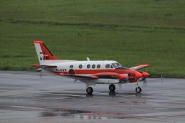 Wasawasa-isaoさんが、仙台空港で撮影した海上自衛隊 TC-90 King Air (C90)の航空フォト(飛行機 写真・画像)