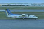 kumagorouさんが、那覇空港で撮影した琉球エアーコミューター DHC-8-103 Dash 8の航空フォト(飛行機 写真・画像)