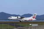 出雲空港 - Izumo Airport [IZO/RJOC]で撮影された日本エアコミューター - Japan Air Commuter [JC/JAC]の航空機写真