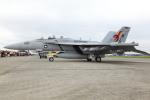 TAKA-Kさんが、横田基地で撮影したアメリカ海軍 EA-18G Growlerの航空フォト(写真)