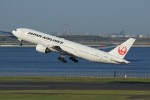 メンチカツさんが、羽田空港で撮影した日本航空 777-289の航空フォト(写真)