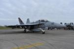 セッキーさんが、横田基地で撮影したアメリカ海軍 EA-18G Growlerの航空フォト(写真)