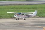 pringlesさんが、長崎空港で撮影した日本個人所有 172P Skyhawkの航空フォト(写真)