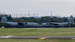 みぐさんが、横田基地で撮影したアメリカ空軍 C-130J-30 Herculesの航空フォト(写真)
