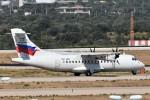 k-spotterさんが、エレフテリオス・ヴェニゼロス国際空港で撮影したスカイエクスプレス ATR-42-500の航空フォト(写真)