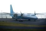 KAZKAZさんが、デンパサール国際空港で撮影したメルパチ・ヌサンタラ航空 MA60の航空フォト(写真)