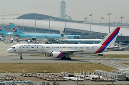 kansaigroundさんが、関西国際空港で撮影したロイヤル・ネパール航空 757-2F8Cの航空フォト(飛行機 写真・画像)