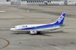Gambardierさんが、中部国際空港で撮影したANAウイングス 737-54Kの航空フォト(写真)