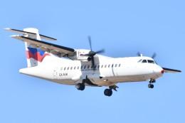 k-spotterさんが、エレフテリオス・ヴェニゼロス国際空港で撮影したスカイ・エクスプレス ATR 42-320の航空フォト(飛行機 写真・画像)