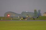 ちゃぽんさんが、横田基地で撮影したアメリカ空軍 RQ-4B-40 Global Hawkの航空フォト(写真)