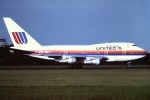tassさんが、成田国際空港で撮影したユナイテッド航空 747SP-21の航空フォト(写真)