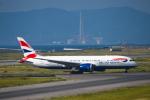 we love kixさんが、関西国際空港で撮影したブリティッシュ・エアウェイズ 787-8 Dreamlinerの航空フォト(写真)