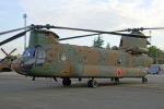 ちゃぽんさんが、横田基地で撮影した陸上自衛隊 CH-47Jの航空フォト(写真)