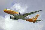 ちゃぽんさんが、成田国際空港で撮影したスクート 787-8 Dreamlinerの航空フォト(飛行機 写真・画像)