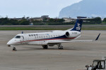 Dojalanaさんが、函館空港で撮影した華龍航空 ERJ-135 Legacyの航空フォト(飛行機 写真・画像)