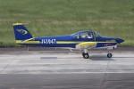 ゆう改めてさんが、熊本空港で撮影した日本個人所有 FA-200-180 Aero Subaruの航空フォト(写真)