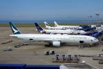 yabyanさんが、中部国際空港で撮影したキャセイパシフィック航空 777-367の航空フォト(写真)