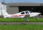 LOTUSさんが、八尾空港で撮影した日本個人所有 SR20 Sの航空フォト(写真)