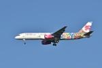 sonnyさんが、成田国際空港で撮影したサンデー・エアラインズ 757-204の航空フォト(写真)
