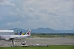 kuma3736さんが、静岡空港で撮影した中国東方航空 A320-214の航空フォト(写真)