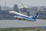 神宮寺ももさんが、羽田空港で撮影した全日空 737-8ALの航空フォト(写真)