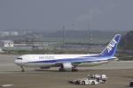 senyoさんが、成田国際空港で撮影した全日空 767-381Fの航空フォト(写真)