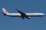 採れたてほしいもさんが、新千歳空港で撮影したチャイナエアライン 777-309/ERの航空フォト(写真)