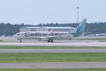 JA1118Dさんが、オーランド国際空港で撮影したカリビアン航空 737-8Q8の航空フォト(写真)