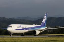 raiden0822さんが、熊本空港で撮影した全日空 767-381/ERの航空フォト(飛行機 写真・画像)