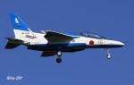 RINA-281さんが、小松空港で撮影した航空自衛隊 T-4の航空フォト(写真)