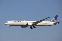 A350XWB-HNDさんが、成田国際空港で撮影したユナイテッド航空 787-10の航空フォト(飛行機 写真・画像)