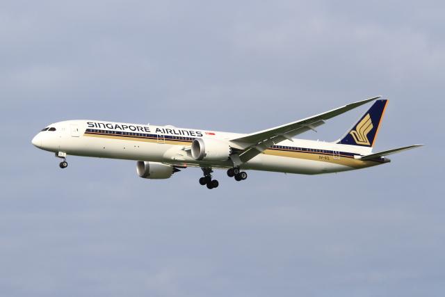 航空フォト:9V-SCL シンガポール航空 787-10