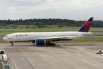 Cozy Gotoさんが、成田国際空港で撮影したデルタ航空 777-232/LRの航空フォト(写真)