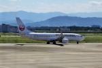 left eyeさんが、徳島空港で撮影した日本航空 737-846の航空フォト(写真)