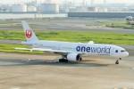 raiden0822さんが、羽田空港で撮影した日本航空 777-246の航空フォト(写真)