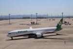 m_aereo_iさんが、中部国際空港で撮影したエバー航空 787-10の航空フォト(写真)