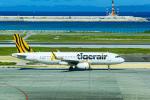 delawakaさんが、那覇空港で撮影したタイガーエア台湾 A320-232の航空フォト(写真)