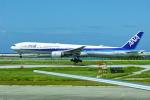 delawakaさんが、那覇空港で撮影した全日空 777-381の航空フォト(写真)