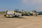 swamp foxさんが、小松空港で撮影した航空自衛隊 F-4EJ Kai Phantom IIの航空フォト(写真)