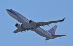 鉄バスさんが、関西国際空港で撮影したチャイナエアライン 737-8SHの航空フォト(写真)