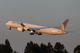 mogusaenさんが、成田国際空港で撮影したユナイテッド航空 787-10の航空フォト(飛行機 写真・画像)