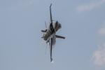 チャッピー・シミズさんが、小松空港で撮影したアメリカ空軍 F-16CM-50-CF Fighting Falconの航空フォト(飛行機 写真・画像)