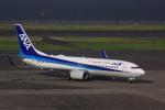 けいとパパさんが、羽田空港で撮影した全日空 737-881の航空フォト(写真)